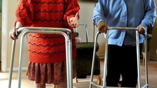 New data shows there has been a four per cent rise in the number of cases of alleged abuse against the elderly.