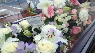 Anne bury funeral