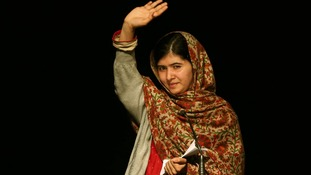The Queen has reportedly been impressed by Malala's bravery