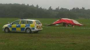 The pilot killed has yet to be formally identified