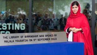 Malala will today release her memoirs