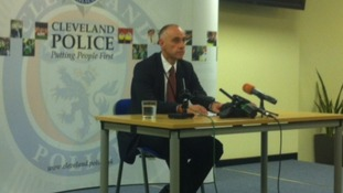 Cleveland Police Det Supt Rob Donaghy