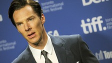 Benedict Cumberbatch plays the part of Julian Assange with demotic conviction.