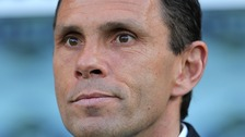 Gus Poyet could replace Di Canio as Sunderland boss.