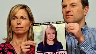McCanns remain 'optimistic' of finding Madeleine