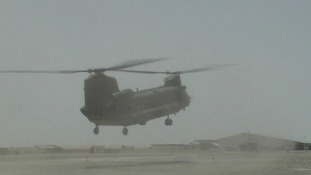 Members of the squadron have recently returned from Afghanistan