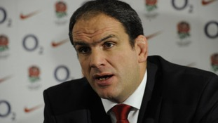 Martin Johnson is a former England head coach