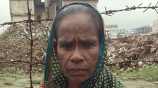 Razia is caring for her two grandchildren following the death of her son
