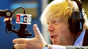 London Mayor Boris Johnson is the latest in a long line of presenters to take to the air