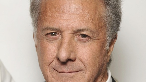 Hollywood veteran Dustin Hoffman