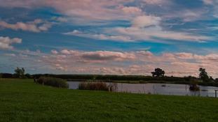 Ellerdine Lake, Shropshire