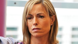 File photograph of Kate McCann.