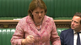 Culture Secretary Maria Miller makes a statement to the House of Commons.