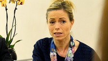 Kate McCann has said she wants to defend herself in open court.