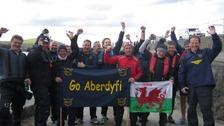 Aberdovey team