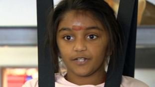 Thusha Kamaleswaran became Britain's youngest gun crime victim.