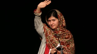 Malala Yousafzai has won the prestigious Sakharov Prize