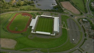 The Sixfields Stadium in Northampton