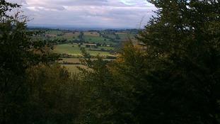 Wenlock Edge, Shropshire