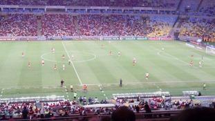 The Maracana match