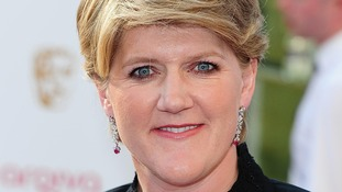 Clare Balding holds on to number two position on Pink List