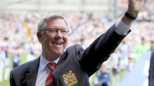 Sir Alex Feguson