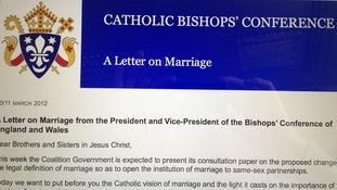 Archbishops' letter