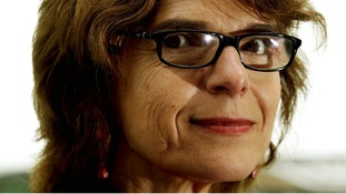 Close up of Vicky Pryce.