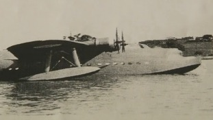 Missing for 70 years: WW2 bomber found off Plymouth
