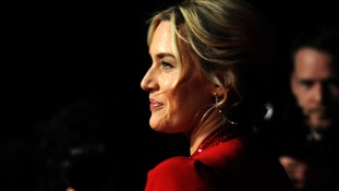 Kate Winslet was attending the official screening of Labor Day during the BFI London Film Festival.