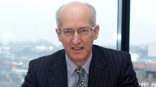 Sir David Higgins, the new boss of the High Speed 2 (HS2) railway line