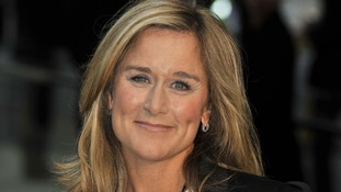 CEO of Burberry Angela Ahrendts who is leaving the luxury goods brand to join technology giant Apple.