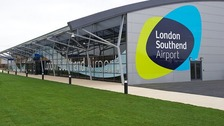 Southend&#x27;s new terminal