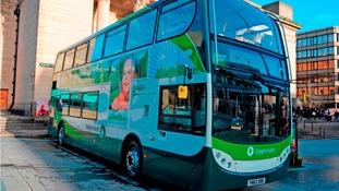 Sheffield's new clean energy bus
