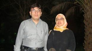 Dr Abdul and Sabah