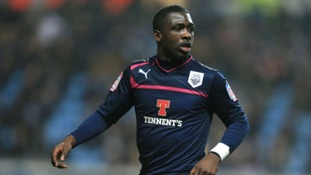 Jeffrey Monakana has extended his loan spell with Colchester United