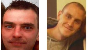 Wayne Busst and Ian Watson-Gladwish were stabbed in the centre of Birmingham