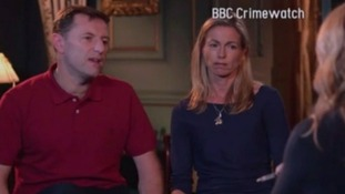 Gerry and Kate McCann appear on Crimewatch this week