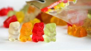 Gummy bears.