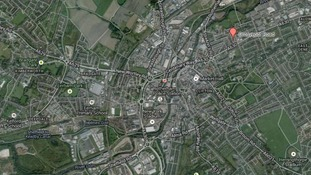 The alleged attack took place in the east of Rotherham, South Yorkshire