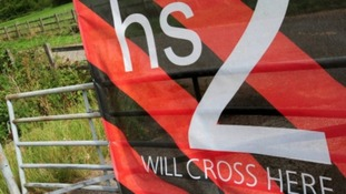 HS2 Action Alliance say the line will have a damaging environmental impact