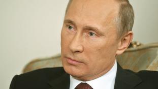 President Vladimir Putin.