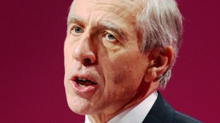 Former Home Secretary Jack Straw.