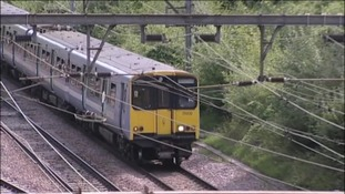 Statistics suggest young men are most at risk of being hit by trains