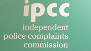 The Independent Police Complaints Commission's logo.