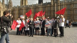 Remploy protest heads to London
