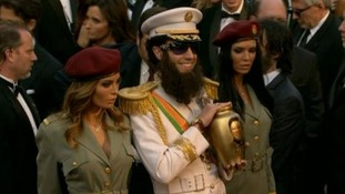 Sacha Baron Cohen's 'Dictator' ruffles feathers