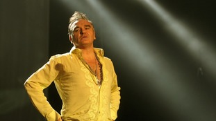 Morrissey reveals first relationship was in his mid-30s