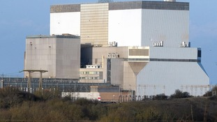 Hinkley Point nuclear power station in Somerset is in need of regeneration.
