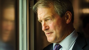 Environment Secretary Owen Paterson.